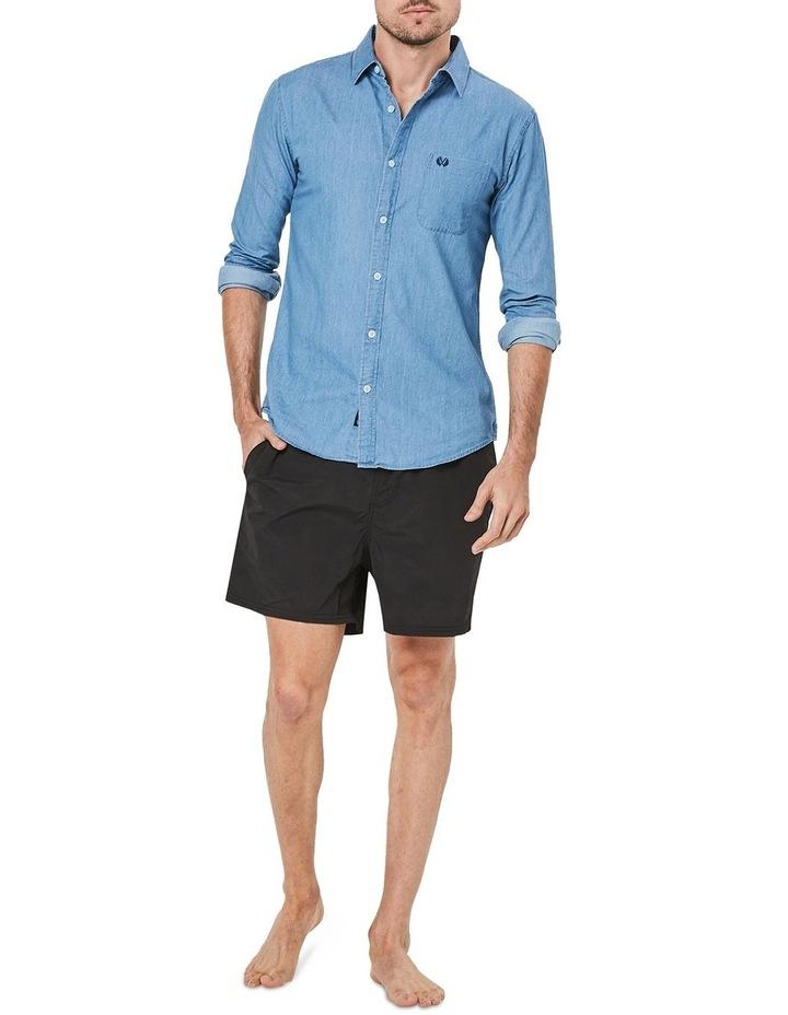 Long Sleeve Denim Shirt image 4