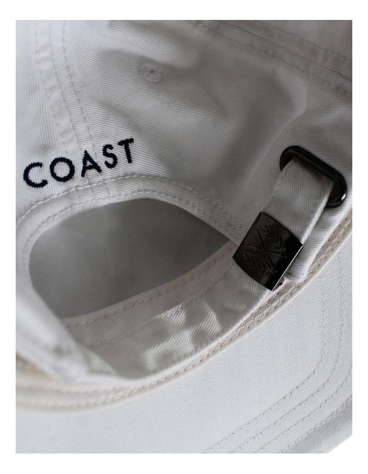 Coast Cap in White image 4