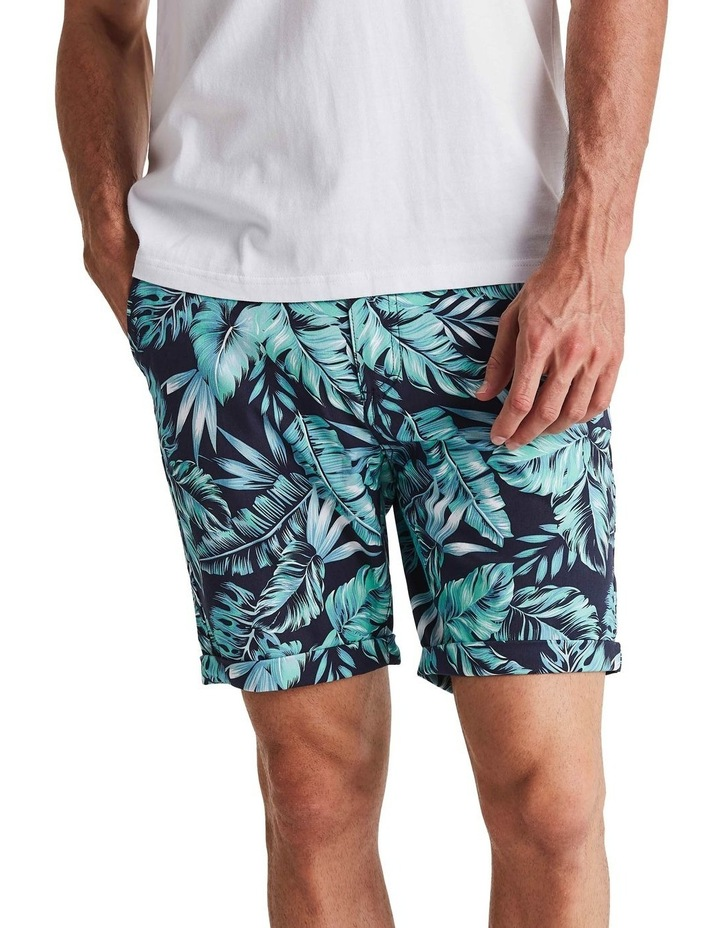 Offshore Floral Chino Short image 1