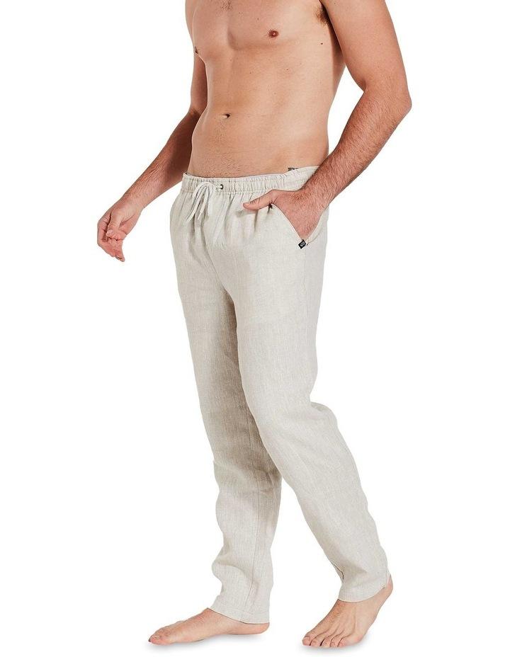 Sand Linen Pants image 3