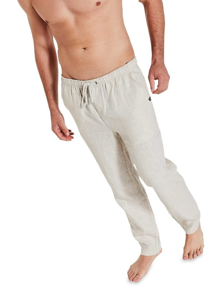 Sand Linen Pants image 4