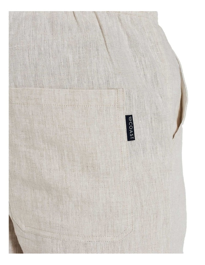 Sand Linen Pants image 5