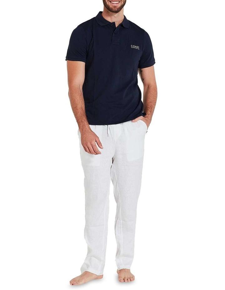 Navy Coast Polo Shirt image 1