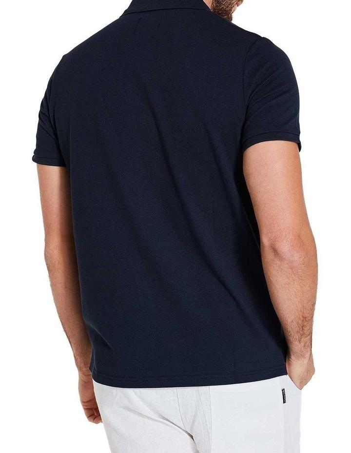 Navy Coast Polo Shirt image 2