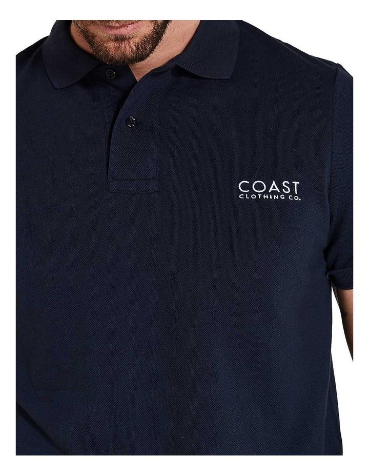 Navy Coast Polo Shirt image 3