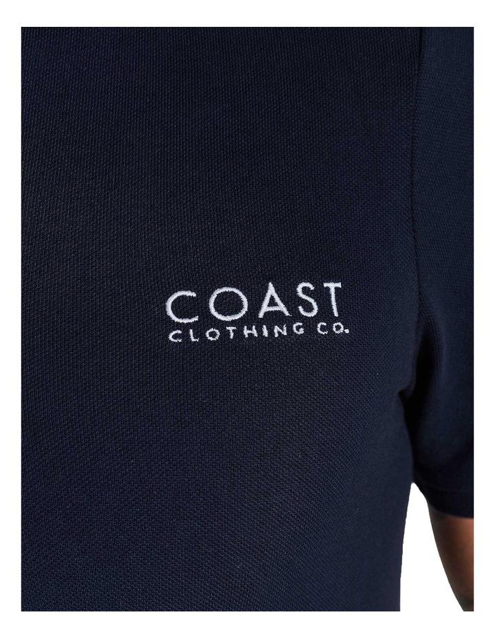 Navy Coast Polo Shirt image 4