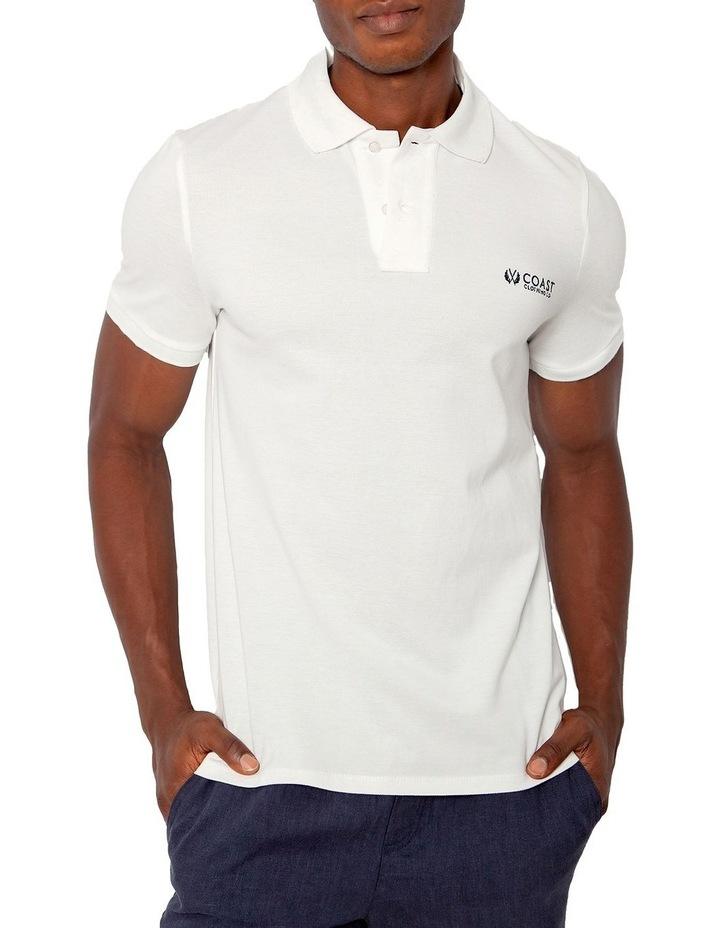 White Coast Polo Shirt image 1