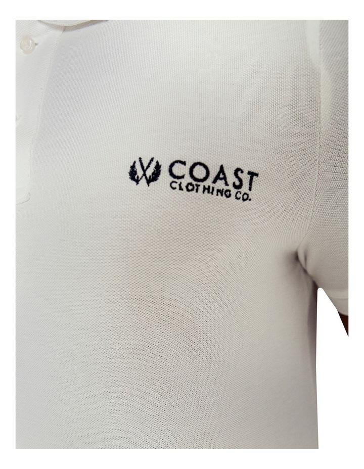 White Coast Polo Shirt image 3