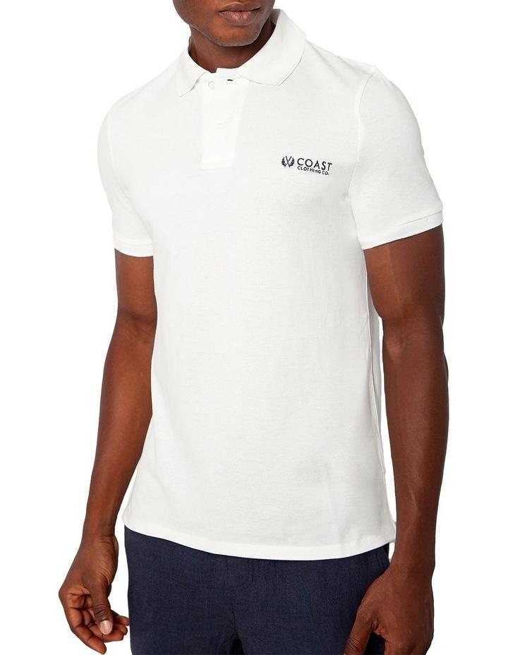 White Coast Polo Shirt image 5
