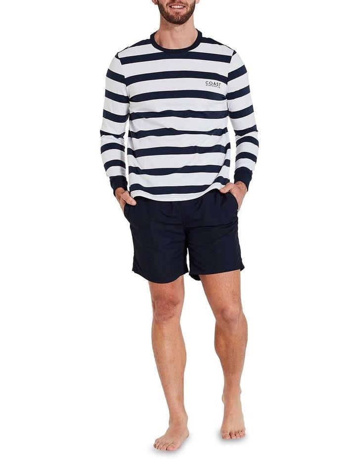 Long Sleeve Sailor Top image 1