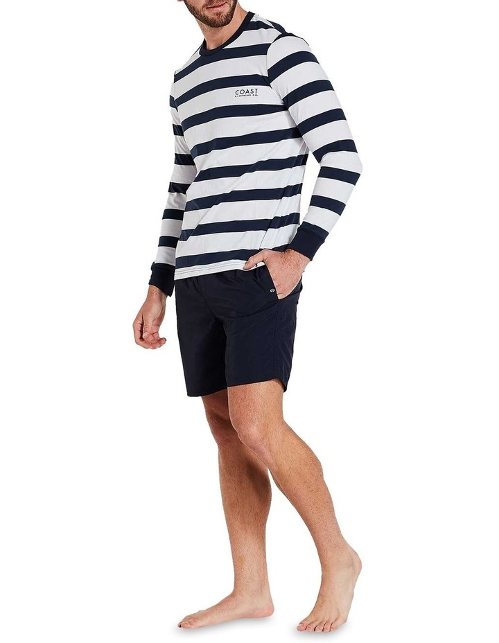 Long Sleeve Sailor Top image 2