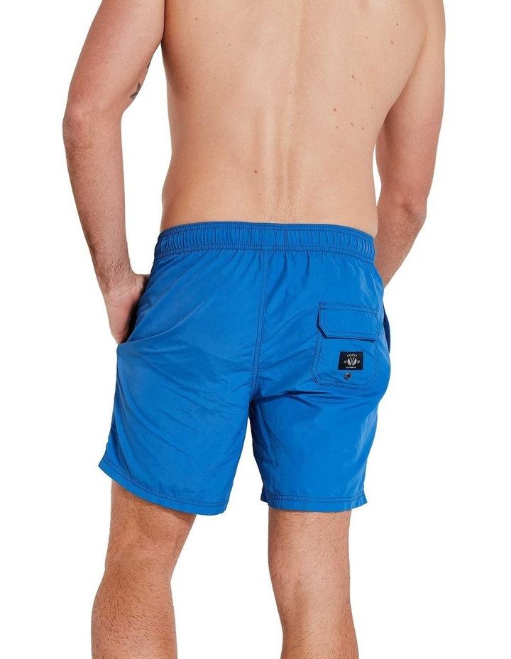 Basic Board Shorts in Blue image 4