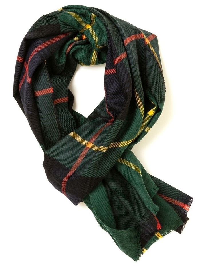 Layard Street Scarf - Forest image 1
