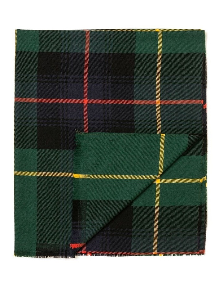 Layard Street Scarf - Forest image 2