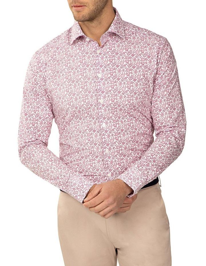 Slim Fit Floral Print Bryson Shirt image 1