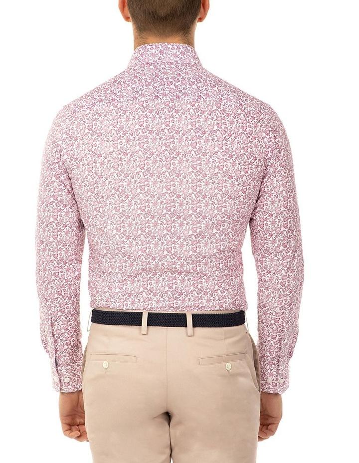 Slim Fit Floral Print Bryson Shirt image 3
