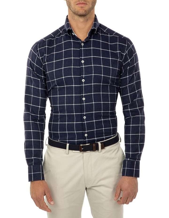 Bryson Navy Shirt image 1