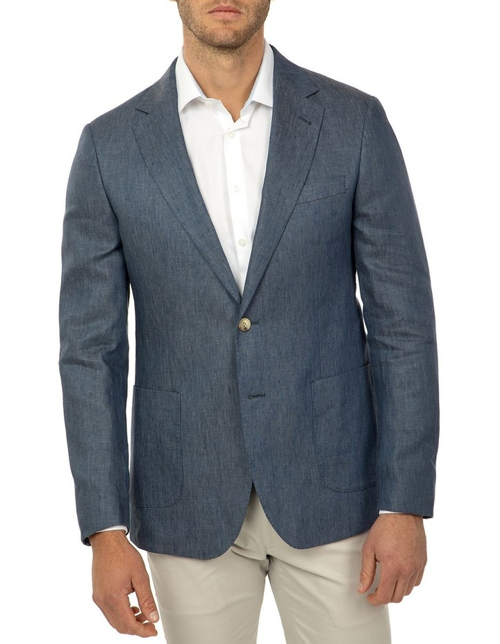 Tailored Fit Twill Hawkins image 1