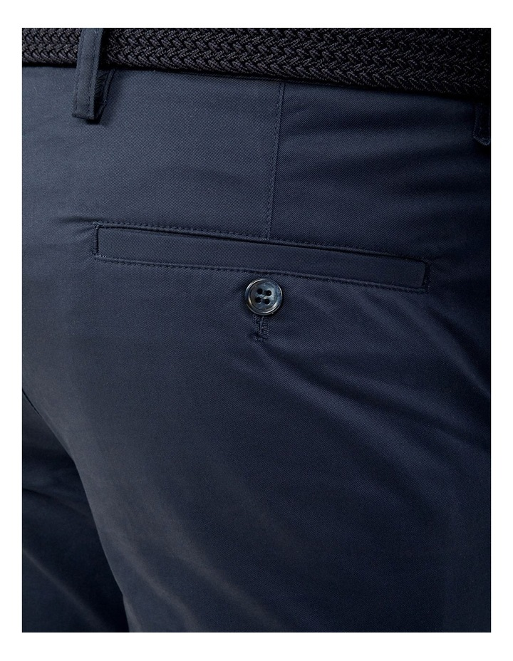 Slim Fit Navy Luca Chino Pant image 4