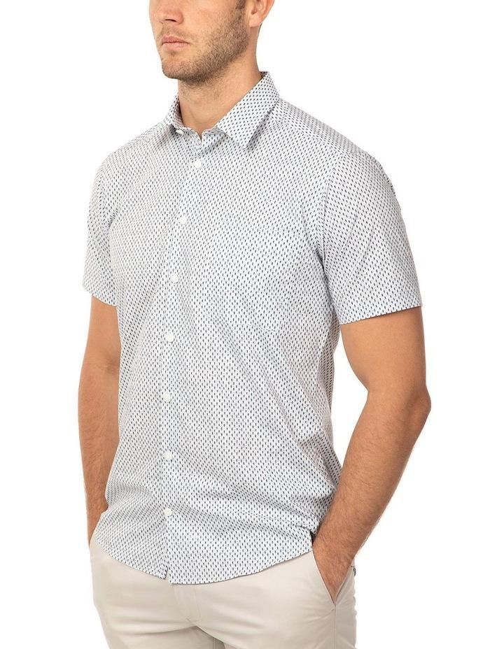 Short Sleeve Grey Merritt Shirt image 2