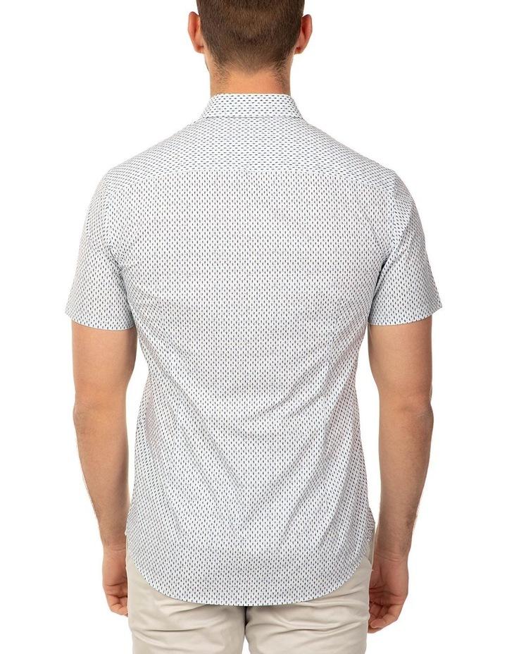 Short Sleeve Grey Merritt Shirt image 3