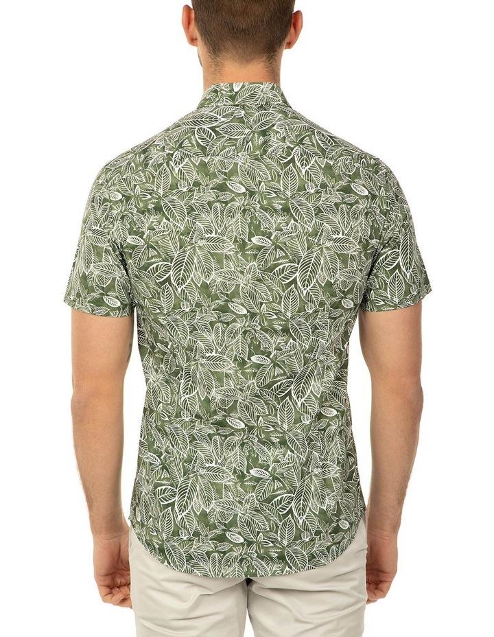 Short Sleeve Olive Merritt Shirt image 3