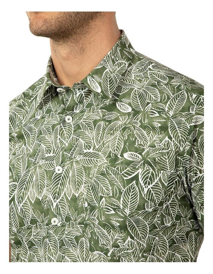 Short Sleeve Olive Merritt Shirt image 4