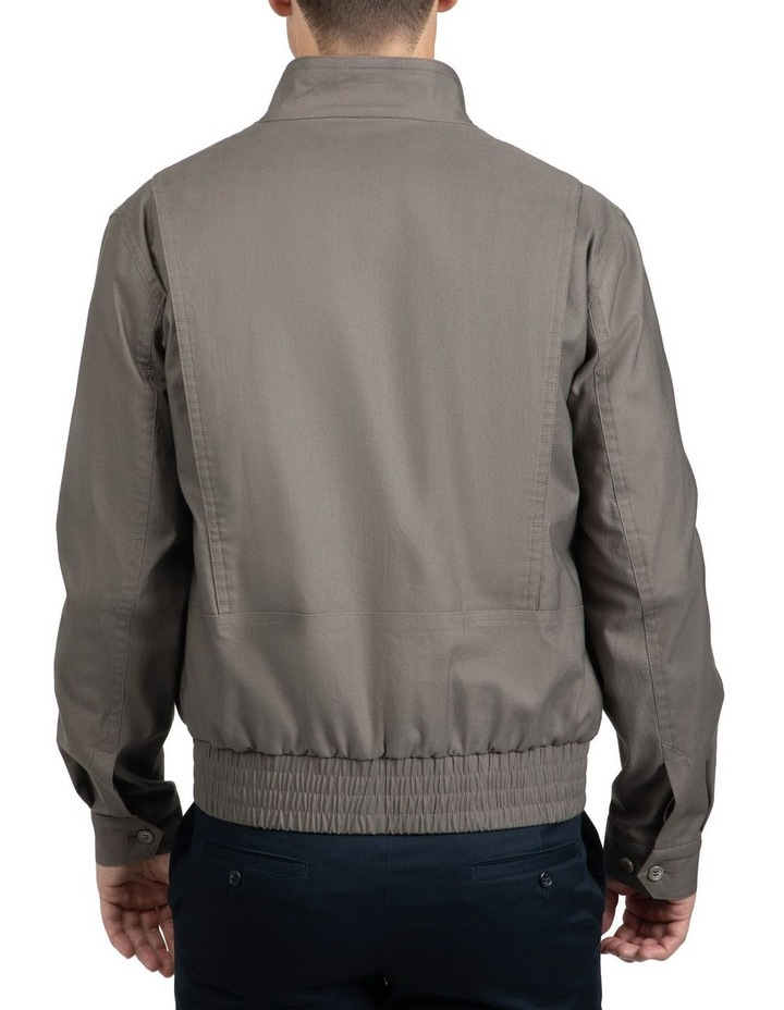 Taupe Bowman Bomber image 3