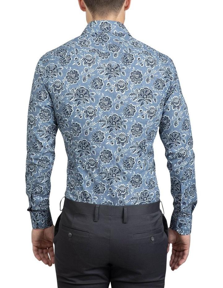 Denim Floral Bryson Shirt image 3