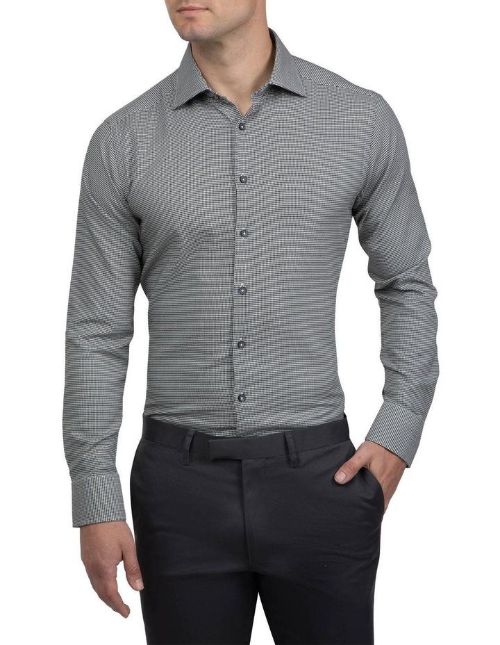 Slim Fit Black Bryson Shirt image 1