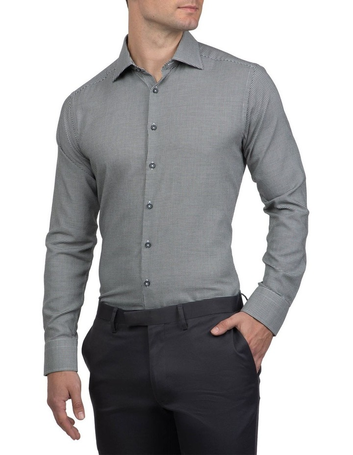 Slim Fit Black Bryson Shirt image 2