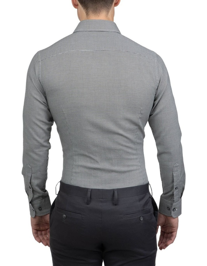 Slim Fit Black Bryson Shirt image 3