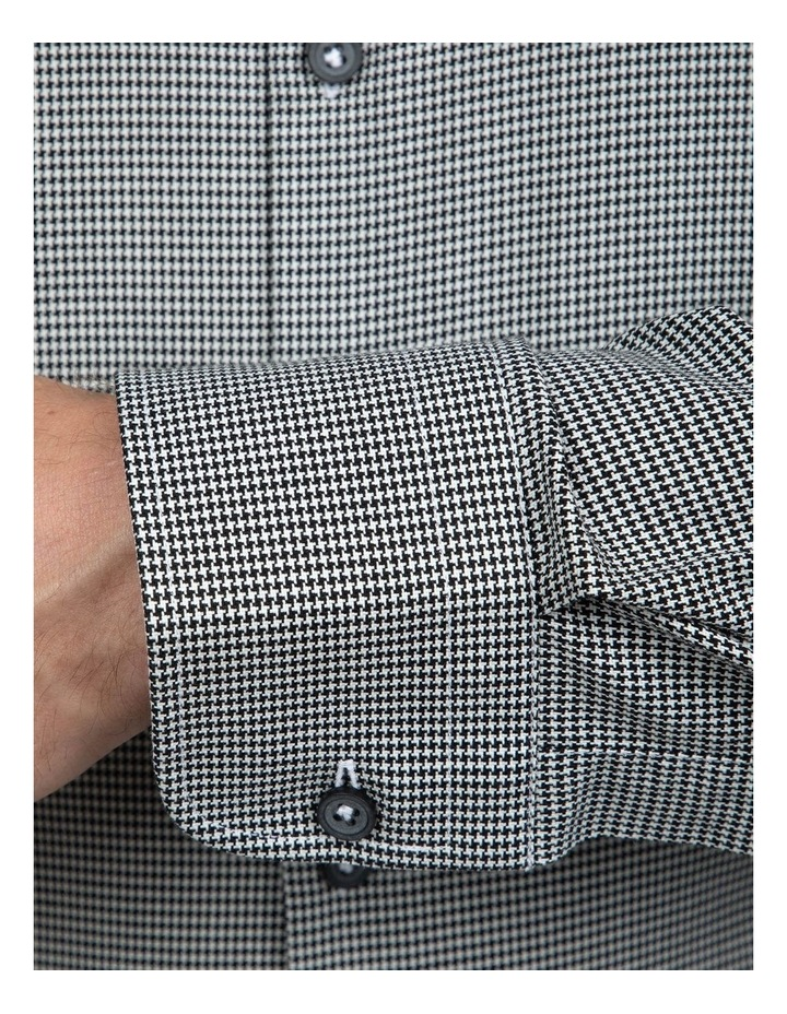 Slim Fit Black Bryson Shirt image 4