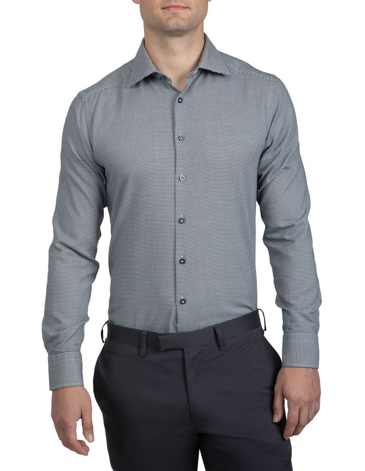 Slim Fit Navy Bryson Shirt image 1