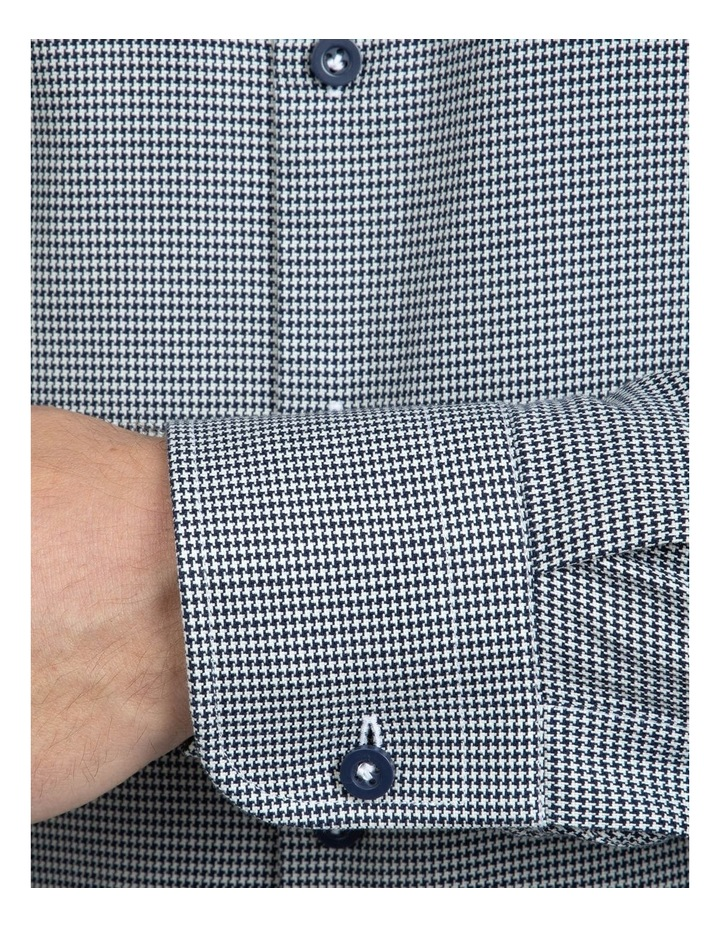 Slim Fit Navy Bryson Shirt image 4
