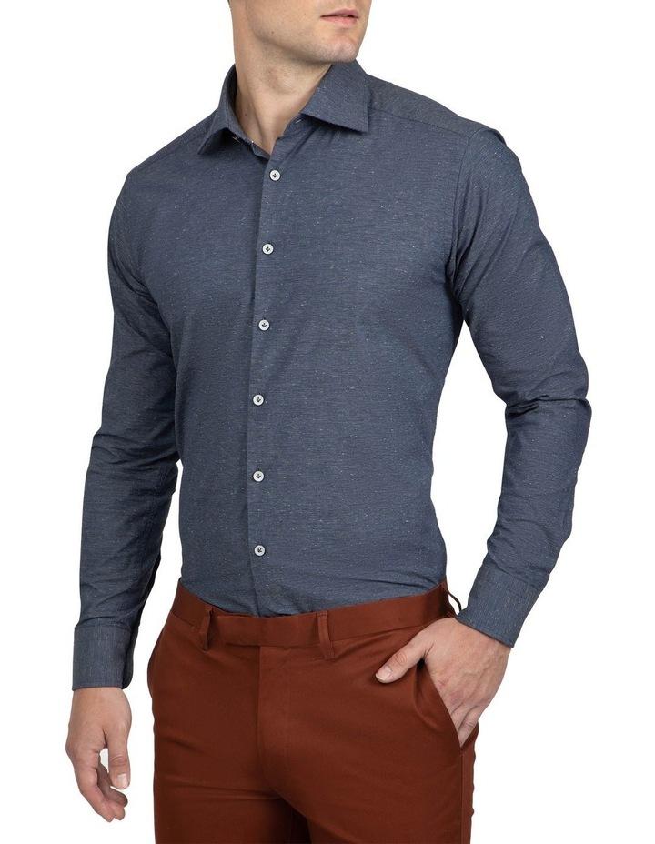 Slim Fit  Navy Bryson Shirt image 2