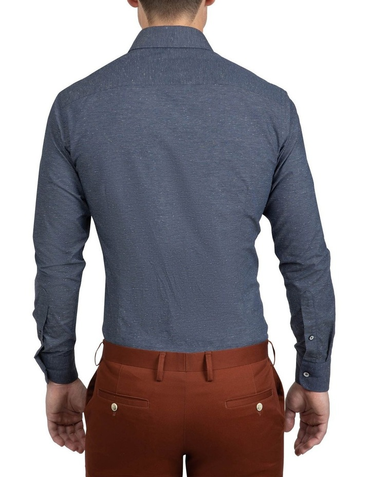 Slim Fit  Navy Bryson Shirt image 3