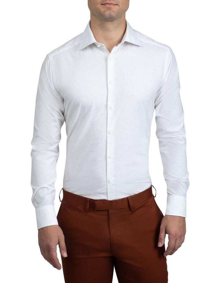 Slim Fit White Bryson Shirt image 1