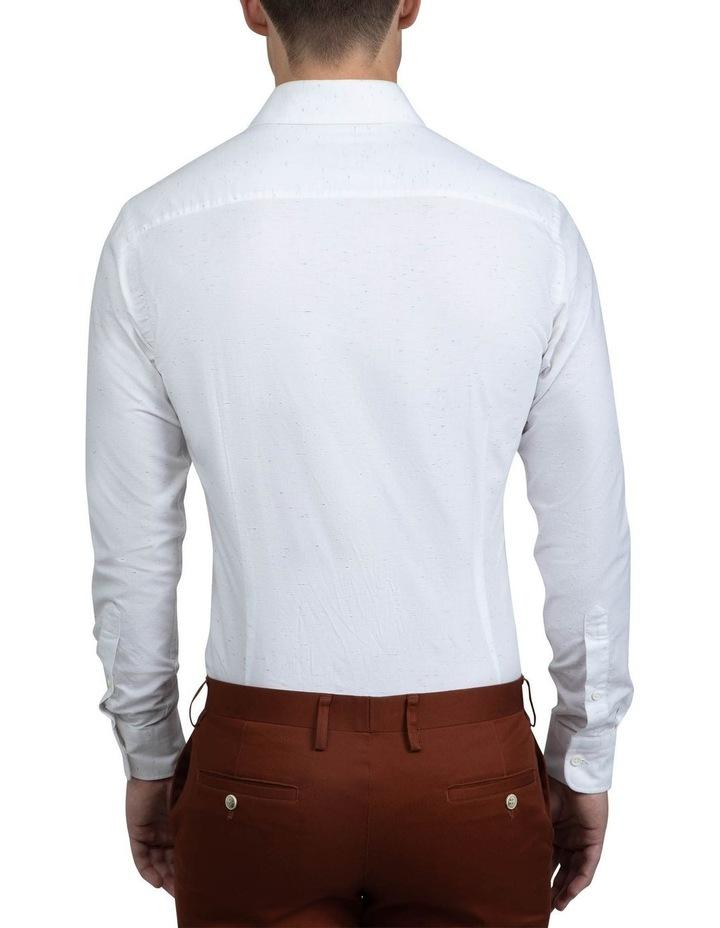 Slim Fit White Bryson Shirt image 3