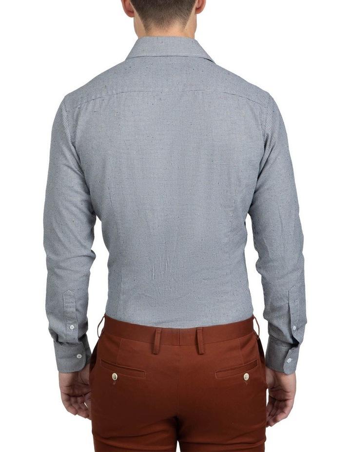 Grey Houndstooth Bryson Shirt image 3