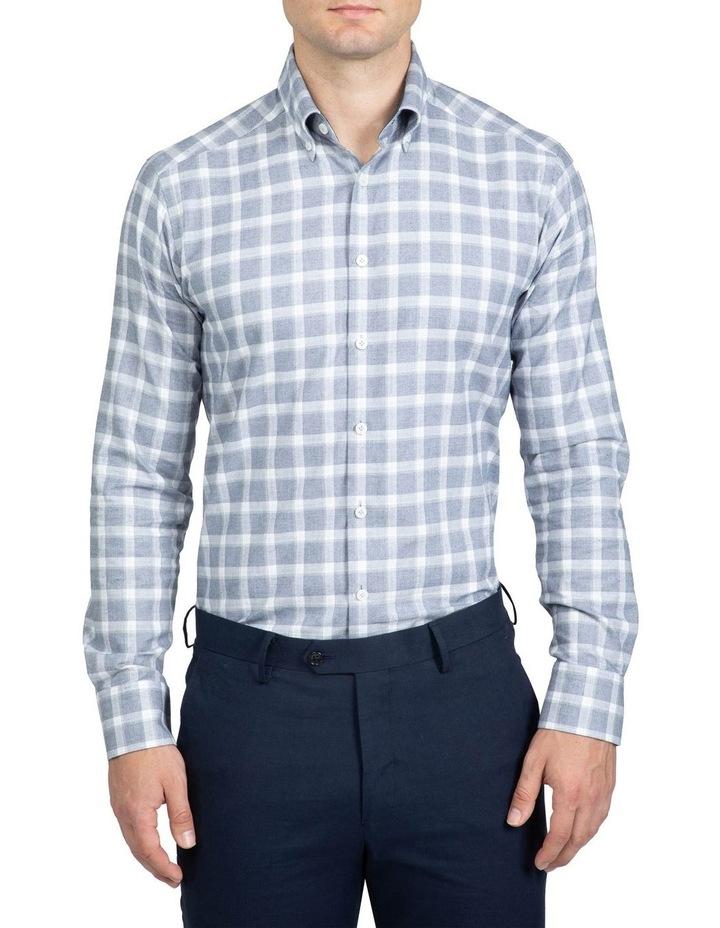 Denim  Check Dayton Shirt image 1