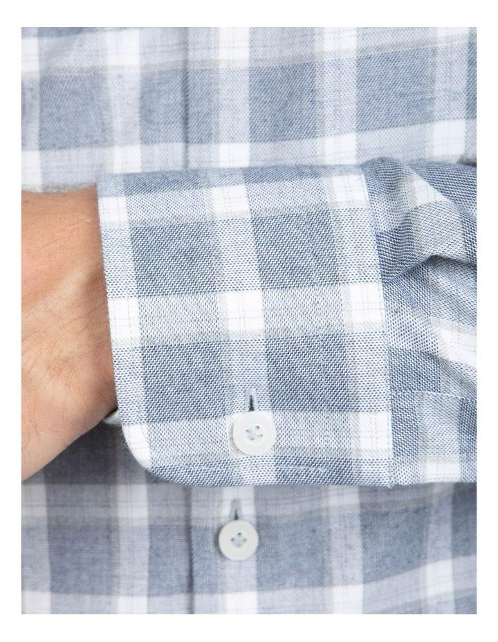 Denim  Check Dayton Shirt image 4