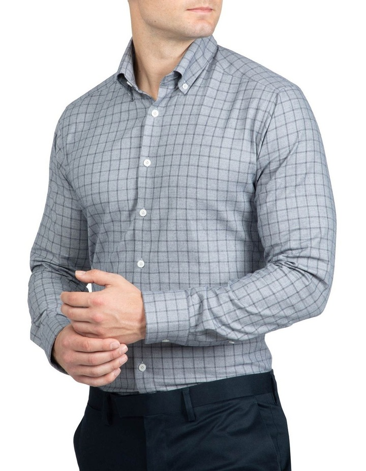 Denim Check Dayton Shirt image 2