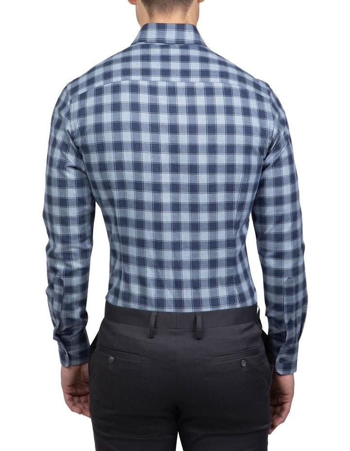 Blue Slim Fit Dayton Shirt image 3