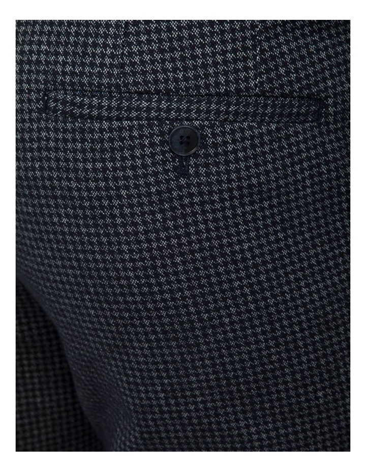 Slim Fit Dark Navy Abrams Trouser image 4