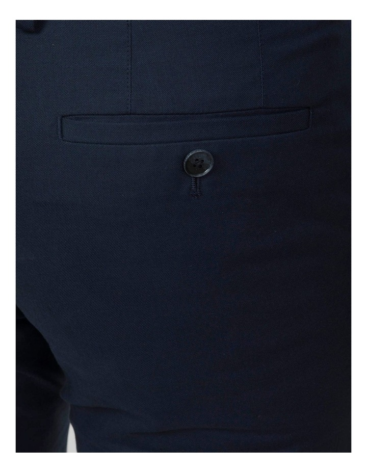Navy Slim Fit Abrams Trouser image 4