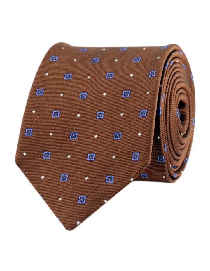 Diamond Luxurious Silk Tie Australian Made image 1