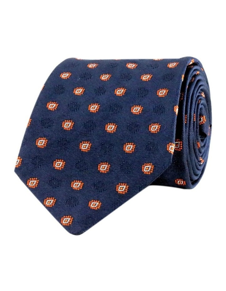 Motif Luxurious Silk Tie image 1