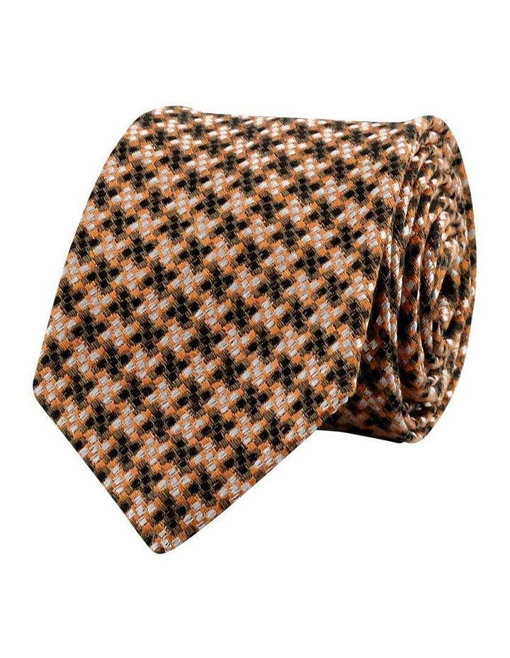Luxurious Silk And Linen Tie Australian Made image 1