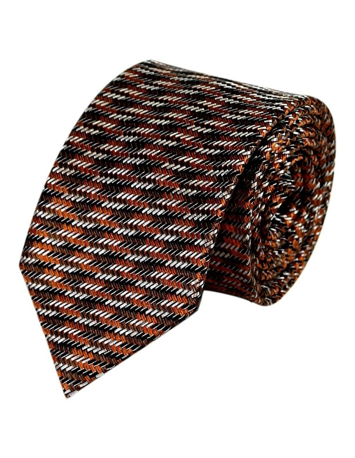 Steps Luxurious Silk And Linen Tie image 1
